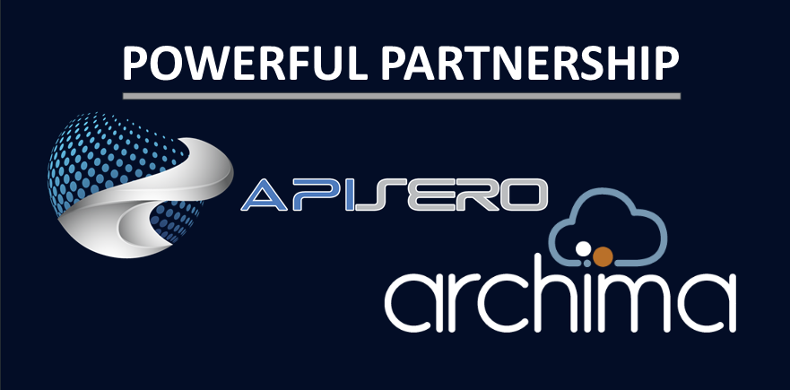 Powerful Partnership: Archima + Apisero