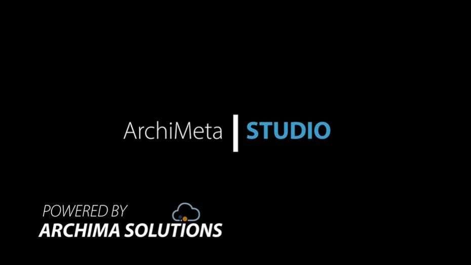 ArchiMeta Press Release